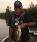 Downriver Bass Association Bass Clubs MVP for 2012 - Luke Y. - Michigan